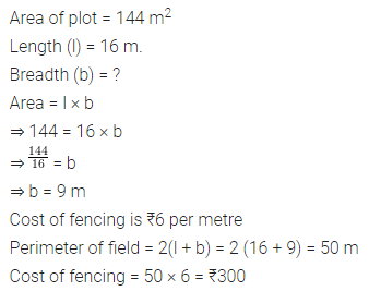 ML Aggarwal Class 6 Solutions for ICSE Maths Chapter 14 Mensuration Ex 14.2 17