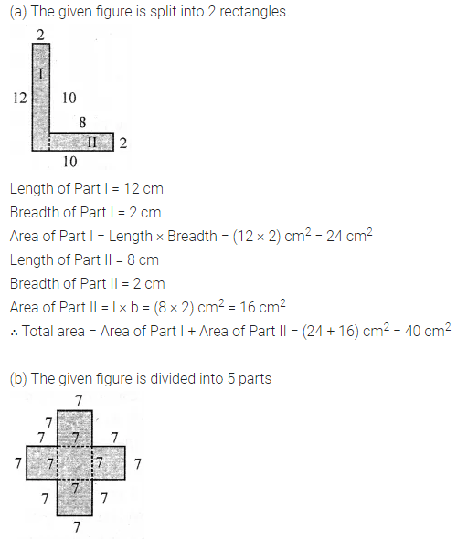 ML Aggarwal Class 6 Solutions for ICSE Maths Chapter 14 Mensuration Ex 14.2 19