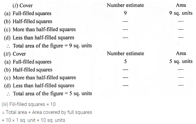 ML Aggarwal Class 6 Solutions for ICSE Maths Chapter 14 Mensuration Ex 14.2 2