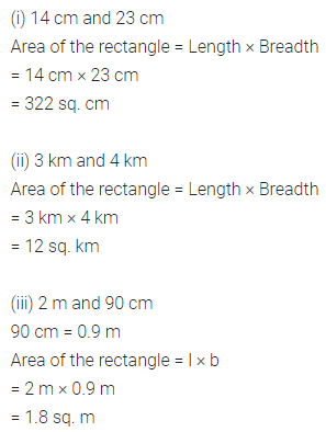 ML Aggarwal Class 6 Solutions for ICSE Maths Chapter 14 Mensuration Ex 14.2 7