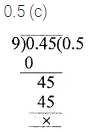ML Aggarwal Class 6 Solutions for ICSE Maths Chapter 7 Decimals Objective Type Questions 25