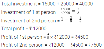 ML Aggarwal Class 6 Solutions for ICSE Maths Chapter 8 Ratio and Proportion Ex 8.1 16