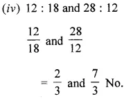 ML Aggarwal Class 6 Solutions for ICSE Maths Chapter 8 Ratio and Proportion Ex 8.2 2