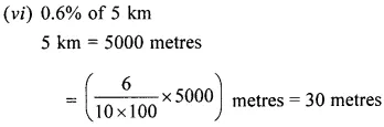 ML Aggarwal Class 6 Solutions for ICSE Maths Chapter 8 Ratio and Proportion Ex 8.4 4