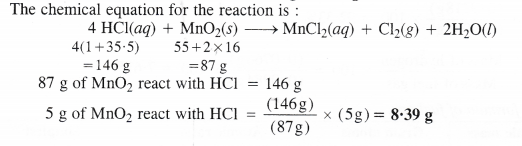 NCERT Solutions for Class 11 Chemistry Chapter 1 Some Basic Concepts of Chemistry 33