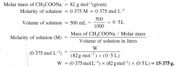 NCERT Solutions for Class 11 Chemistry Chapter 1 Some Basic Concepts of Chemistry 4
