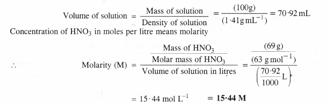NCERT Solutions for Class 11 Chemistry Chapter 1 Some Basic Concepts of Chemistry 5