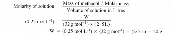 NCERT Solutions for Class 11 Chemistry Chapter 1 Some Basic Concepts of Chemistry 9