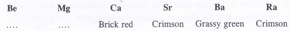 NCERT Solutions for Class 11 Chemistry Chapter 10 The s-Block Elements 32