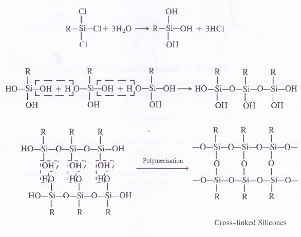 NCERT Solutions for Class 11 Chemistry Chapter 11 The p-Block Elements 40