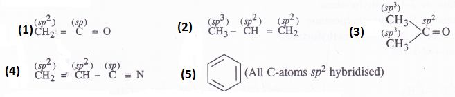 NCERT Solutions for Class 11 Chemistry Chapter 12 Organic Chemistry Some Basic Principles and Techniques 1