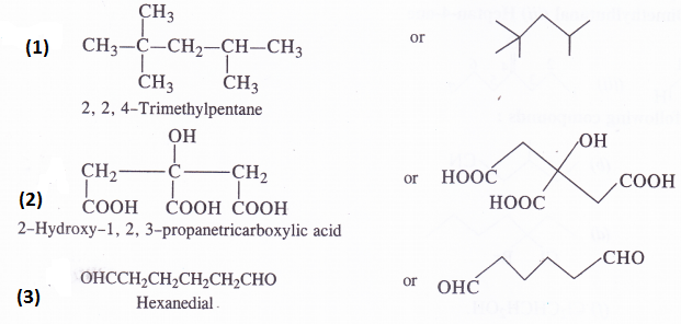 NCERT Solutions for Class 11 Chemistry Chapter 12 Organic Chemistry Some Basic Principles and Techniques 7
