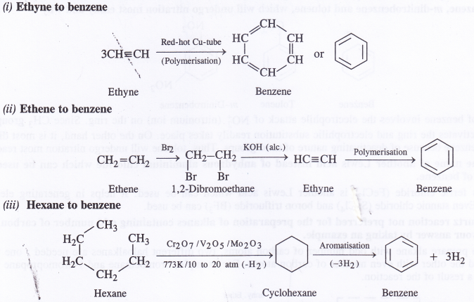 NCERT Solutions for Class 11 Chemistry Chapter 13 Hydrocarbons 24