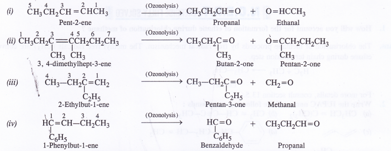 NCERT Solutions for Class 11 Chemistry Chapter 13 Hydrocarbons 5