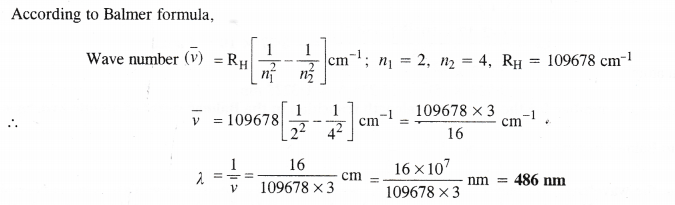 NCERT Solutions for Class 11 Chemistry Chapter 2 Structure of Atom 15