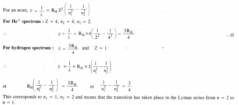 NCERT Solutions for Class 11 Chemistry Chapter 2 Structure of Atom 26