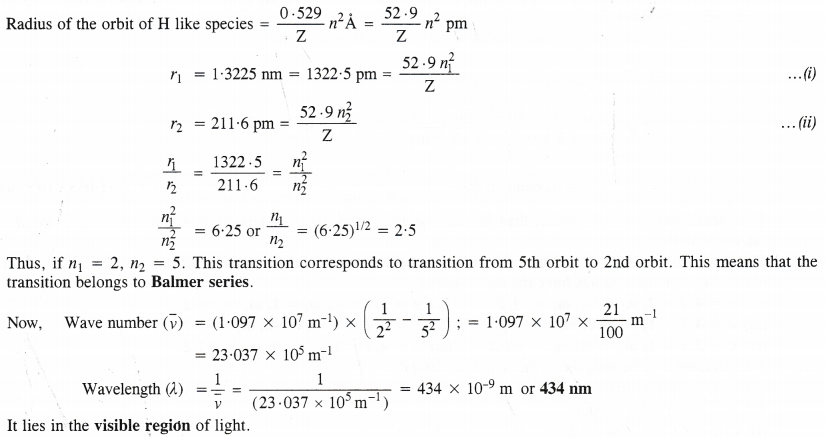 NCERT Solutions for Class 11 Chemistry Chapter 2 Structure of Atom 44