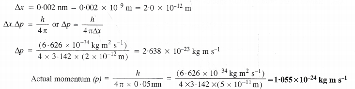 NCERT Solutions for Class 11 Chemistry Chapter 2 Structure of Atom 49