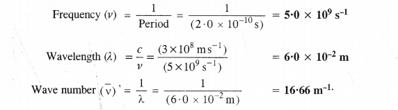 NCERT Solutions for Class 11 Chemistry Chapter 2 Structure of Atom 9