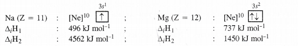 NCERT Solutions for Class 11 Chemistry Chapter 3 Classification of Elements and Periodicity in Properties 4