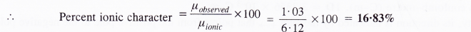 NCERT Solutions for Class 11 Chemistry Chapter 4 Chemical Bonding and Molecular Structure 19