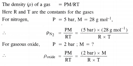 NCERT Solutions for Class 11 Chemistry Chapter 5 States of Matter Gases and Liquids 3
