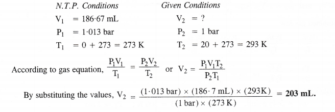 NCERT Solutions for Class 11 Chemistry Chapter 5 States of Matter Gases and Liquids 6