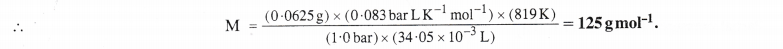 NCERT Solutions for Class 11 Chemistry Chapter 5 States of Matter Gases and Liquids 9
