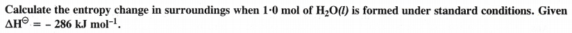 NCERT Solutions for Class 11 Chemistry Chapter 6 Thermodynamics 15