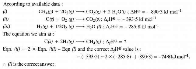 NCERT Solutions for Class 11 Chemistry Chapter 6 Thermodynamics 3