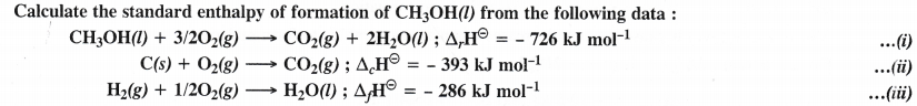 NCERT Solutions for Class 11 Chemistry Chapter 6 Thermodynamics 6