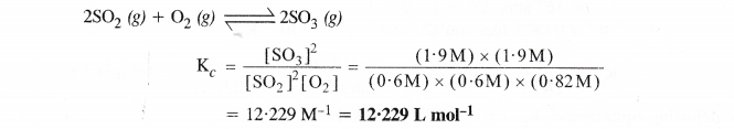 NCERT Solutions for Class 11 Chemistry Chapter 7 Equilibrium 1