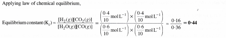 NCERT Solutions for Class 11 Chemistry Chapter 7 Equilibrium 12