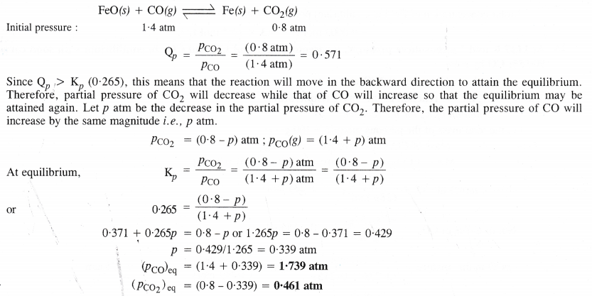 NCERT Solutions for Class 11 Chemistry Chapter 7 Equilibrium 18