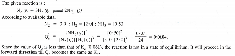 NCERT Solutions for Class 11 Chemistry Chapter 7 Equilibrium 19