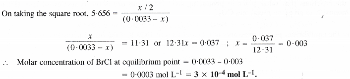 NCERT Solutions for Class 11 Chemistry Chapter 7 Equilibrium 21