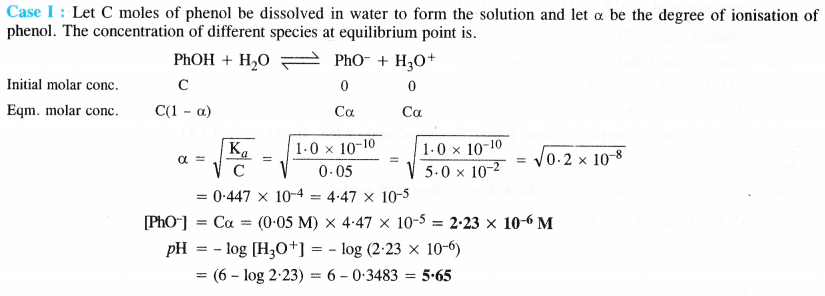 NCERT Solutions for Class 11 Chemistry Chapter 7 Equilibrium 34