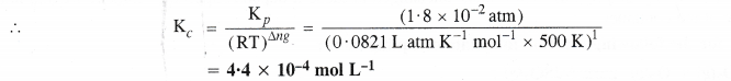 NCERT Solutions for Class 11 Chemistry Chapter 7 Equilibrium 4