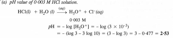 NCERT Solutions for Class 11 Chemistry Chapter 7 Equilibrium 40