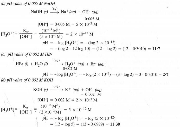 NCERT Solutions for Class 11 Chemistry Chapter 7 Equilibrium 41