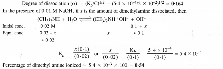 NCERT Solutions for Class 11 Chemistry Chapter 7 Equilibrium 49