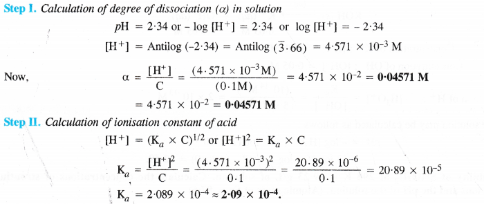 NCERT Solutions for Class 11 Chemistry Chapter 7 Equilibrium 54
