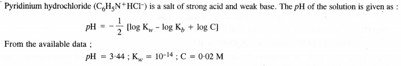 NCERT Solutions for Class 11 Chemistry Chapter 7 Equilibrium 56