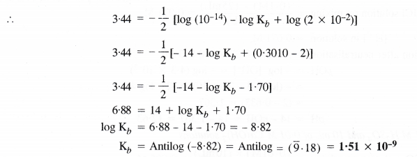 NCERT Solutions for Class 11 Chemistry Chapter 7 Equilibrium 57