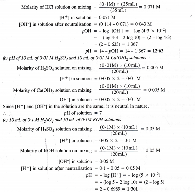 NCERT Solutions for Class 11 Chemistry Chapter 7 Equilibrium 60