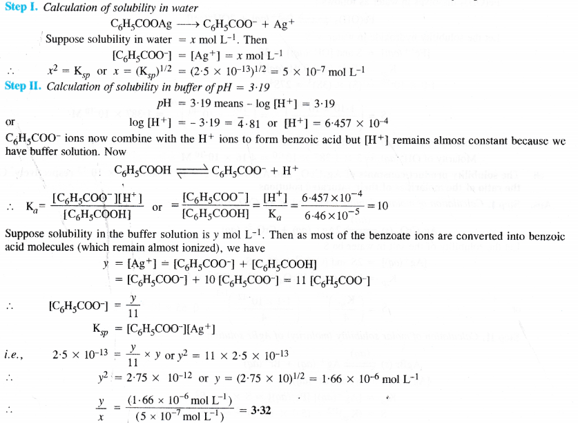 NCERT Solutions for Class 11 Chemistry Chapter 7 Equilibrium 66