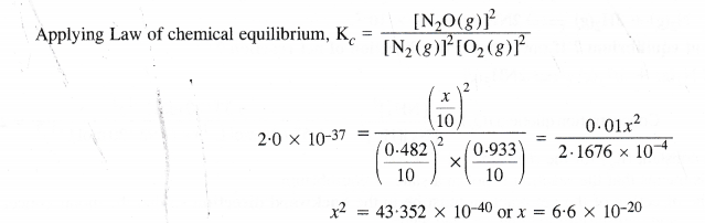 NCERT Solutions for Class 11 Chemistry Chapter 7 Equilibrium 7