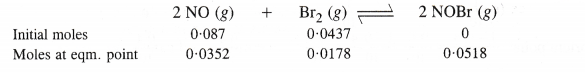 NCERT Solutions for Class 11 Chemistry Chapter 7 Equilibrium 8