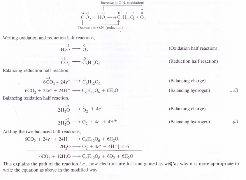 NCERT Solutions for Class 11 Chemistry Chapter 8 Redox Reactions 13