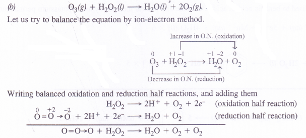 NCERT Solutions for Class 11 Chemistry Chapter 8 Redox Reactions 14